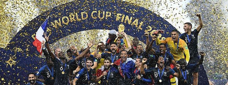 Fussball Wettbewerbe Frankreich Fussball Weltmeister