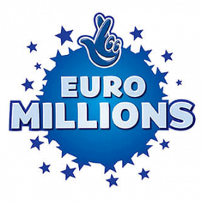 EuroMillions Lottery Logo