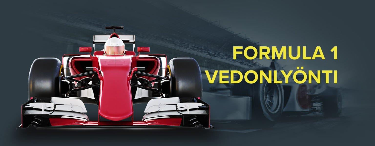 Formula 1 vedonlyönti vinkit
