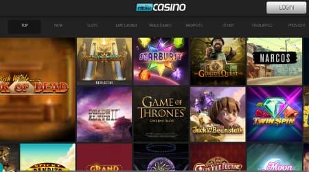 Hello Casino Games