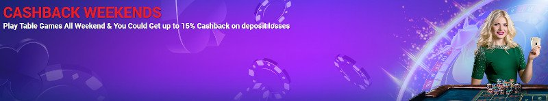 Spades Planet Casino India Cashback Weekends