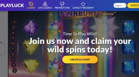 Play Luck Online Casino