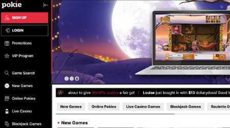 Pokie Place Online casino