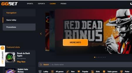 GG.bet online casino