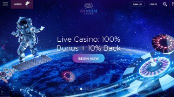 genesis casino 賭場
