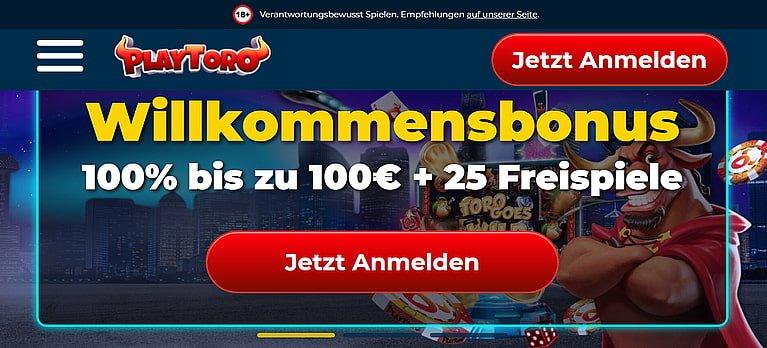 PlayToro Bonus