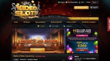 VideoSlots 賭場-0