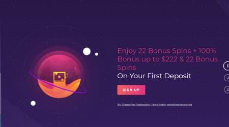 Slot Planet casino online casino welcome bonus