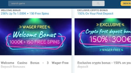 Vegaz casino promotions