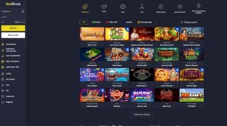 get slots casino games
