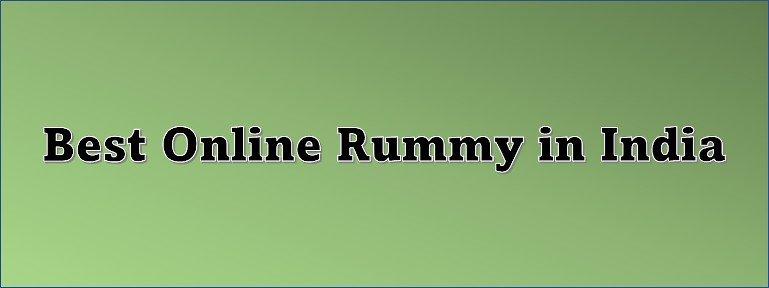 Online Rummy at Indian Casinos