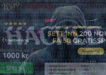 Norsk byggevarekjede hacket av casino