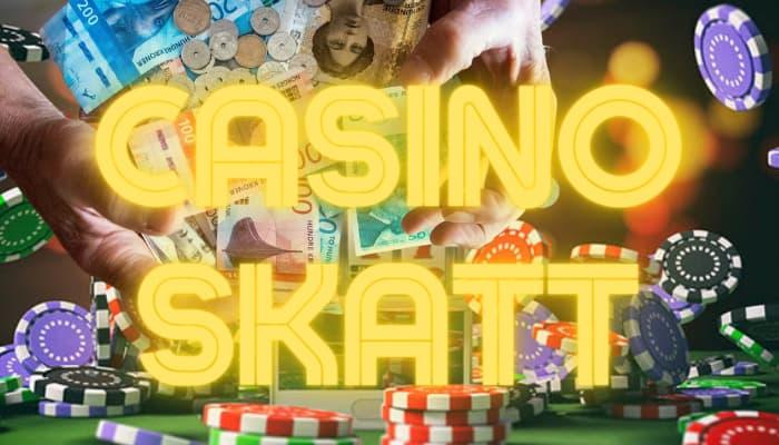 Casino skatt på gevinst
