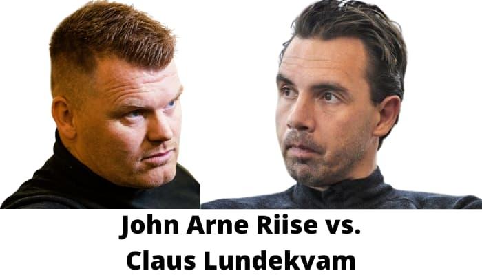 John Arne Riise ble beskyldt av Claus Lundekvam