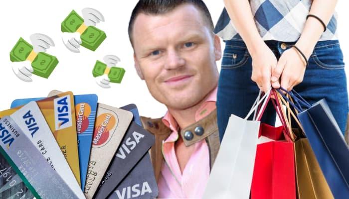 John Arne Riise shopper mye.