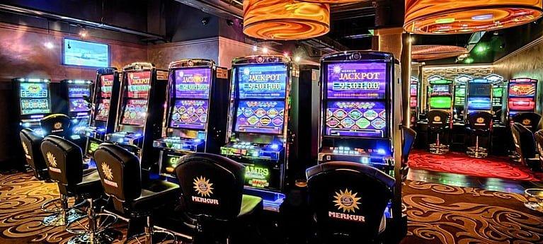Merkur Spielautomaten Spielhalle