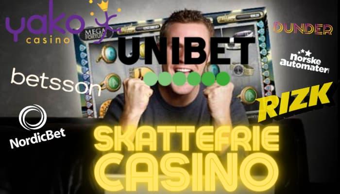 Casino skattefritt