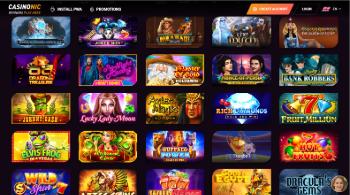 casinonic 線上賭場