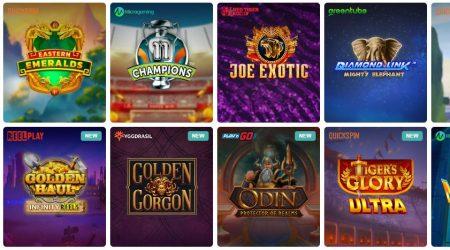 COnquestador Casino Slot Game Page