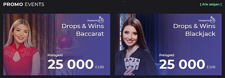 LuckyNova Casino Bonus Aktionen
