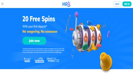 MrQ Casino Bonus