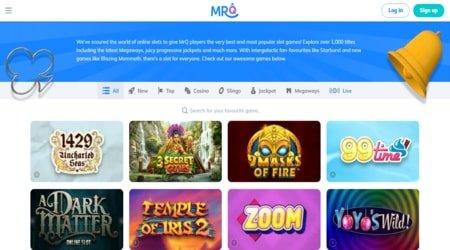 MrQ Casino Slot Games
